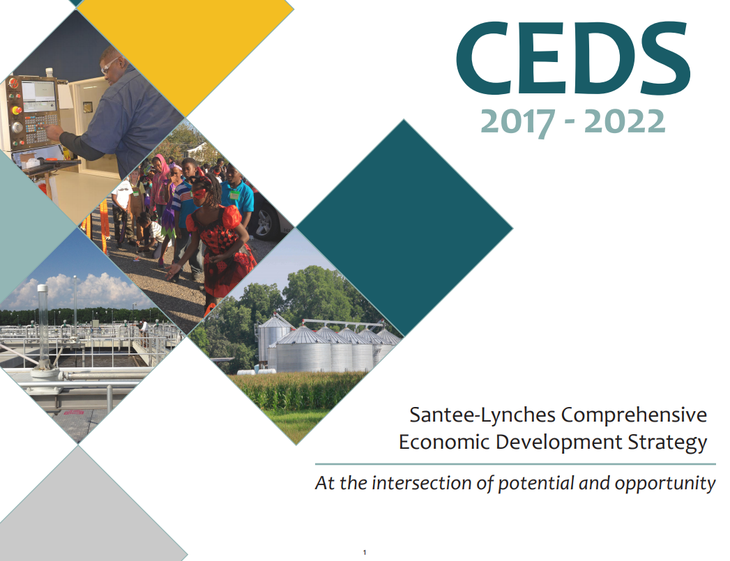 2017-2022 Comprehensive Economic Development Strategy (CEDS)