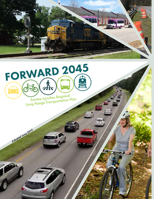 Forward 2045: Long Range Transportation Plan