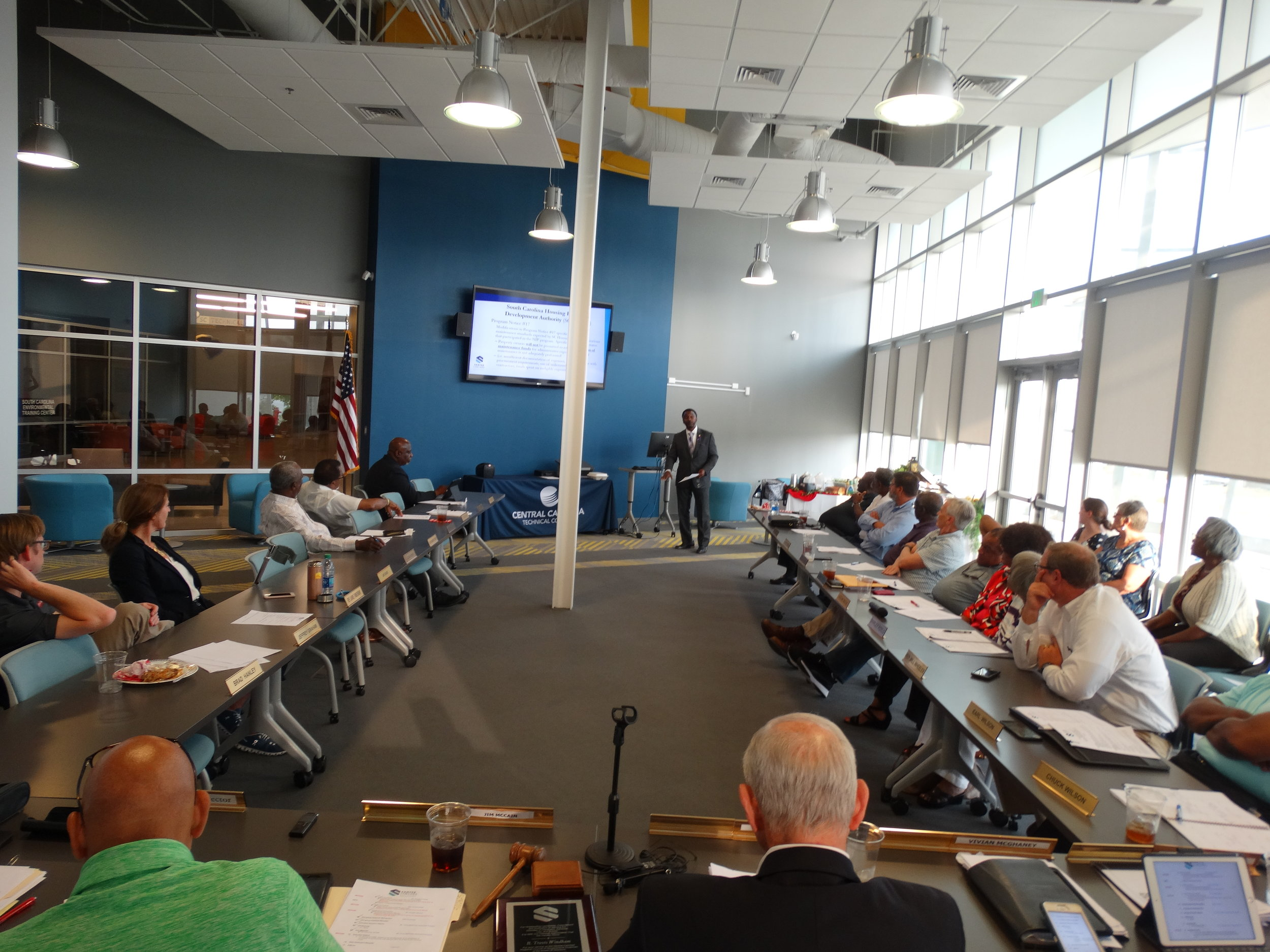 COG BOARD MEETING - June 3, 2019