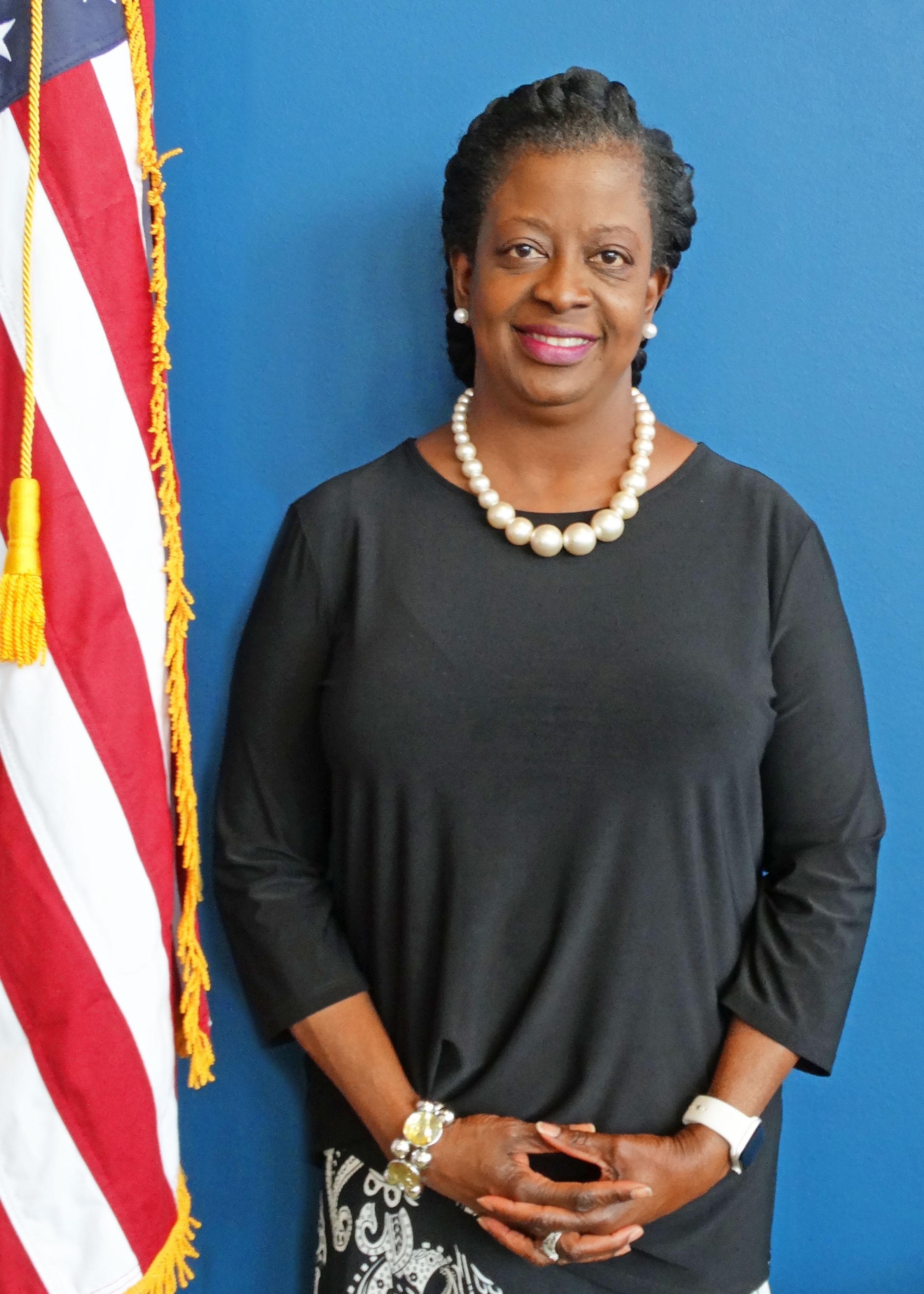 1st Vice Chairman: Julia A. Nelson