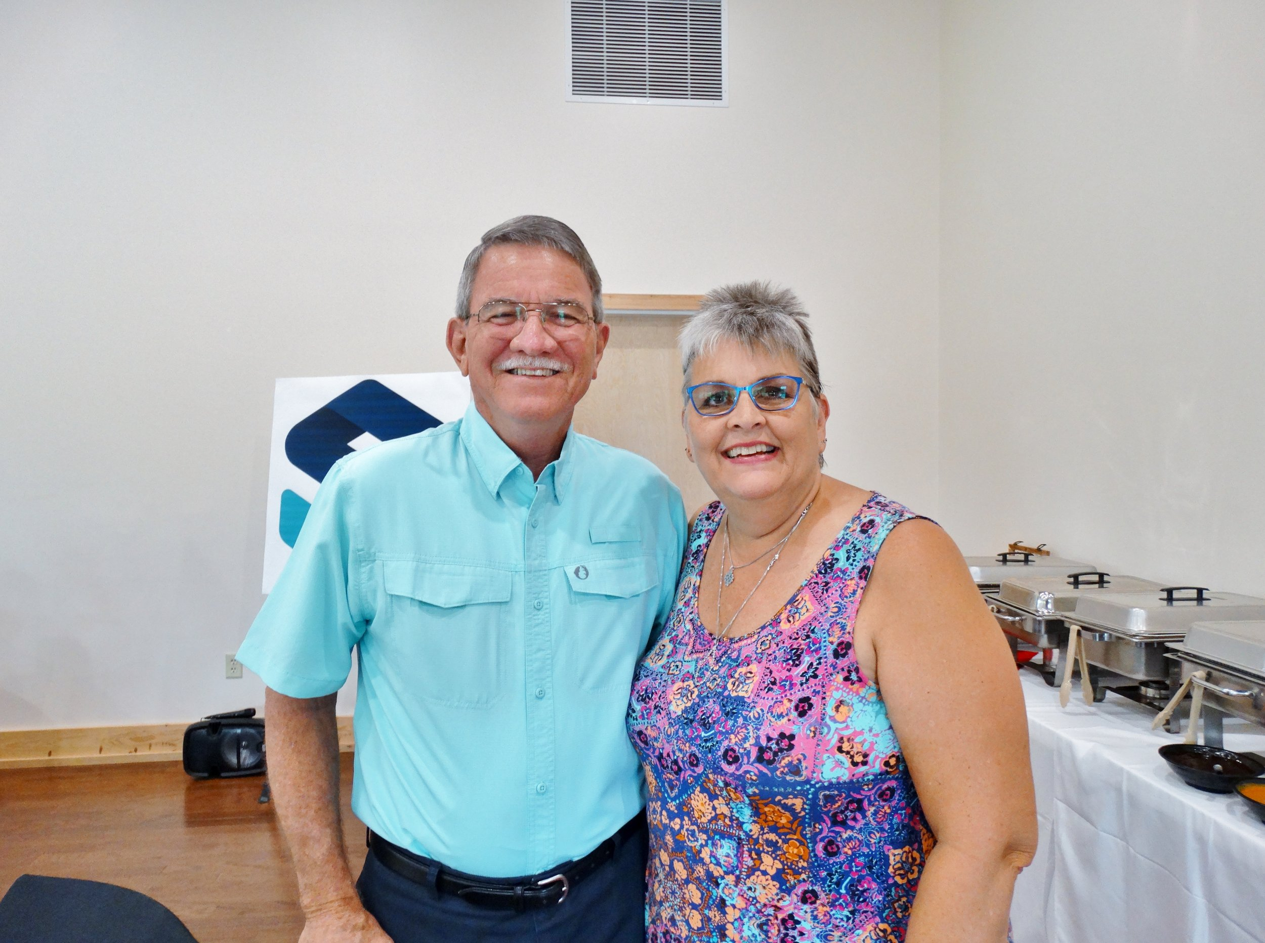 RETIREMENT PARTY FOR MRS. KATHY POWELL - DEPUTY EXECUTIVE DIRECTOR & CFOAugust 16, 2019