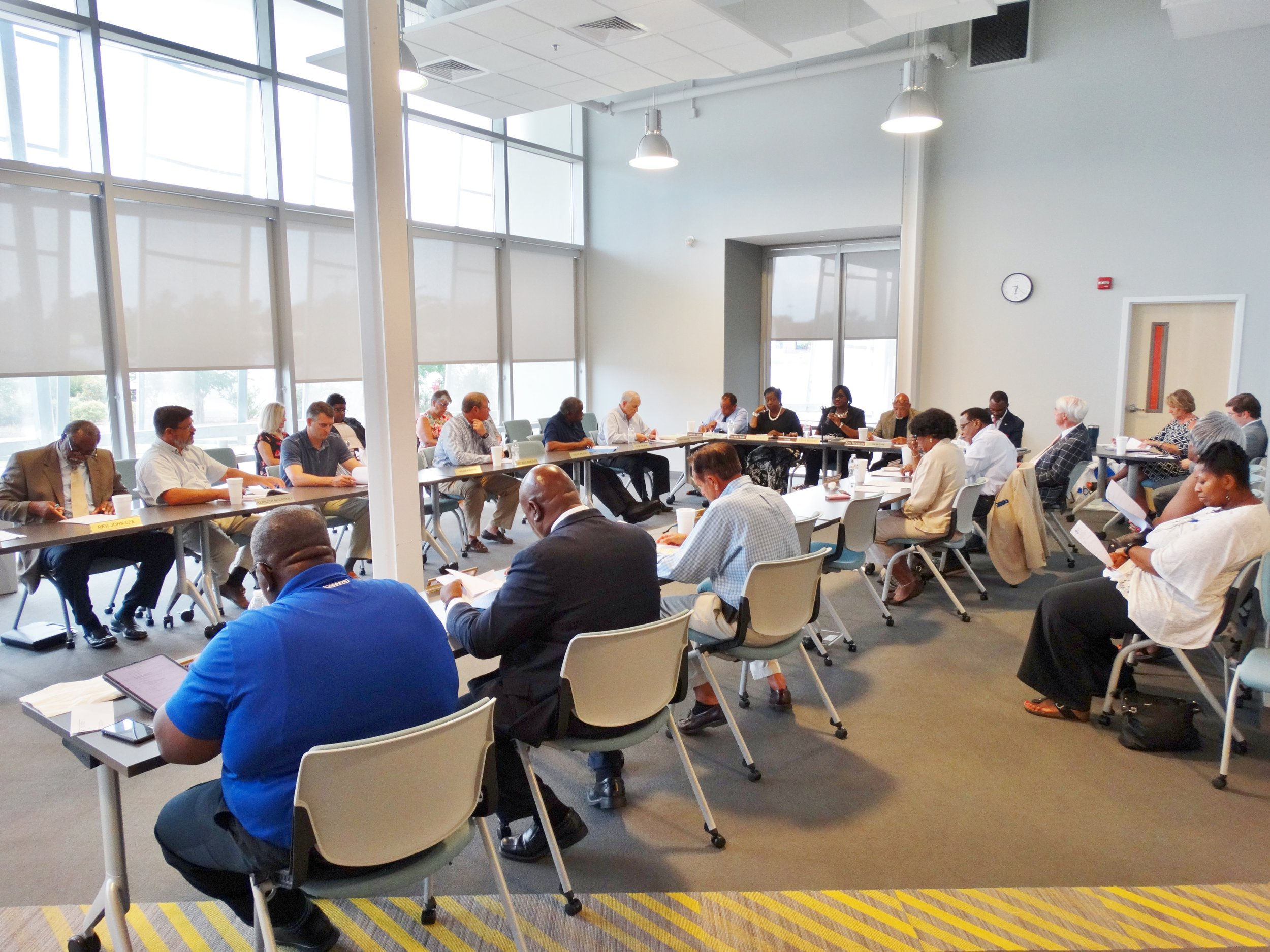 AUGUST 2019 BOARD MEETING - August 12, 2019