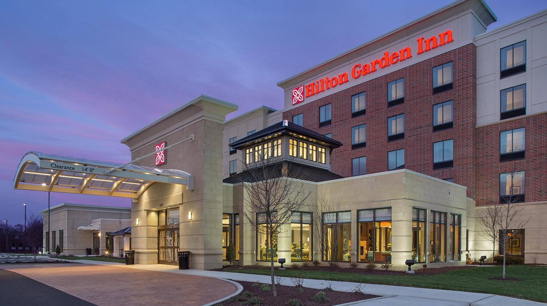 Hilton Garden Inn - AKRON, OH