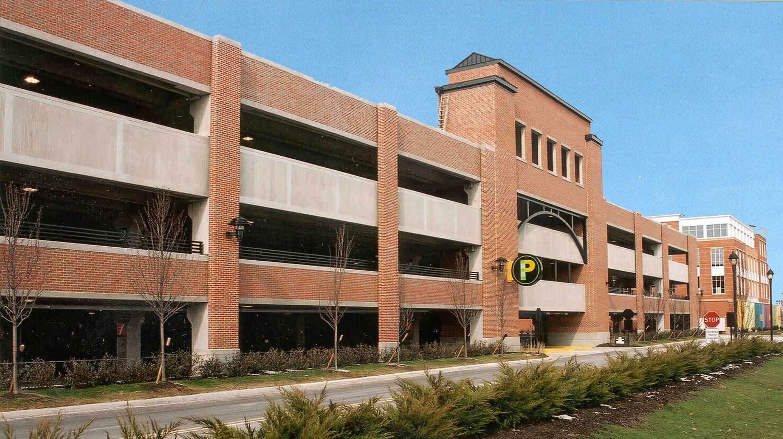 Crocker Park Parking Garages - WESTLAKE, OH