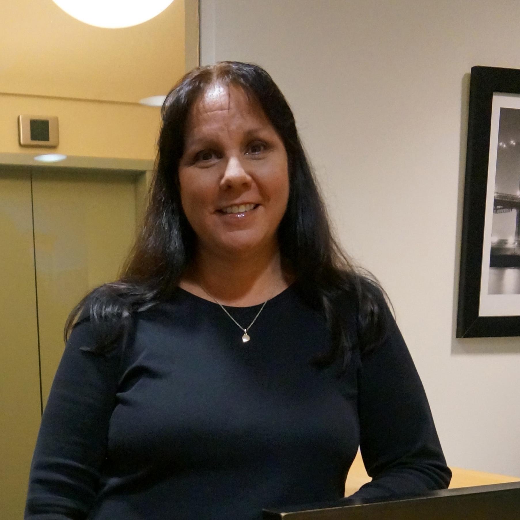MICHELLE Yannerella - OFFICE MANAGER