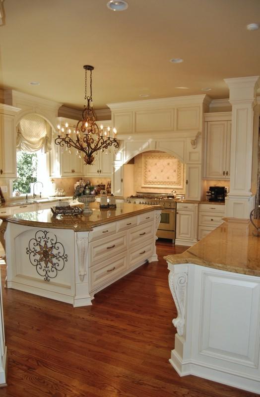 Southern Kitchen Granite Island