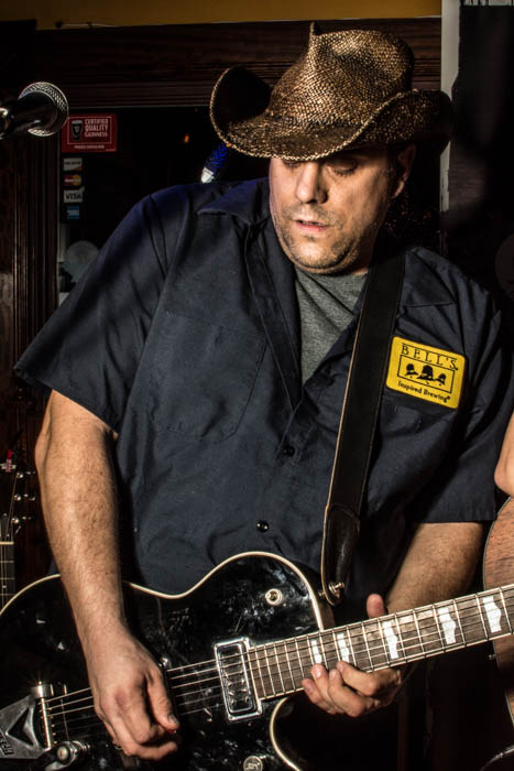 Neal Rudnik of C.K and The Gray