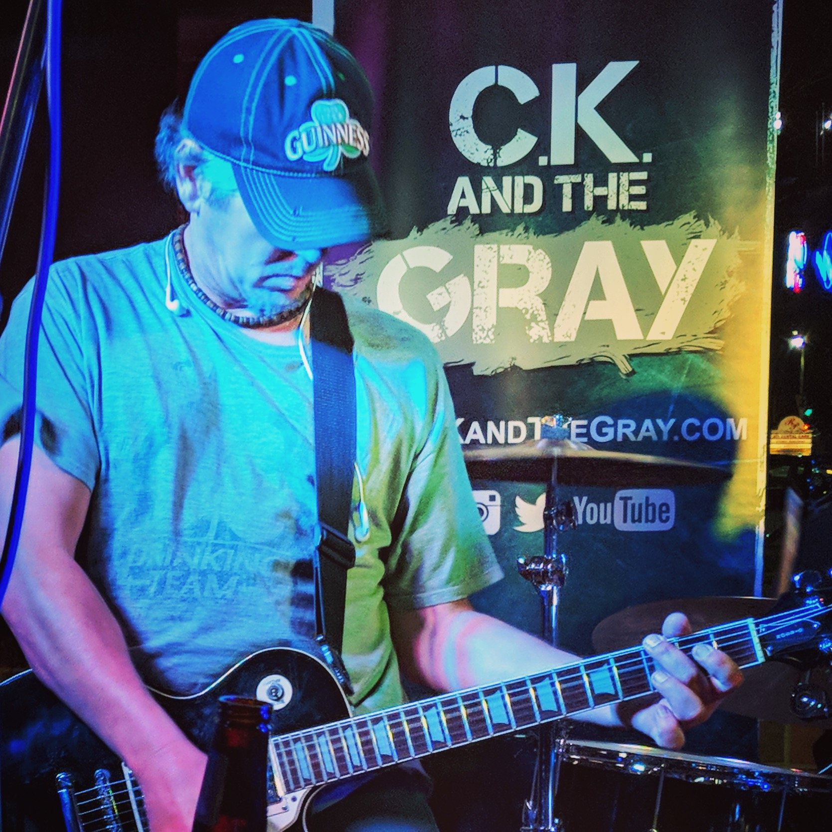 Kris Hachmeister of C.K and The Gray
