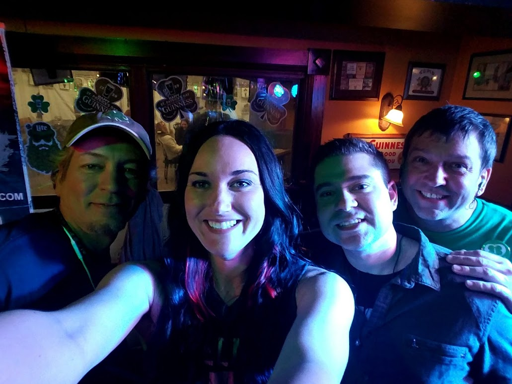 C.K. and The Gray at Quigley's Irish Pub, Naperville