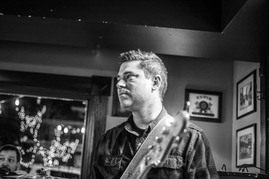 Ken Vercellotti of The Gray at Quigley's in Naperville, Illinois