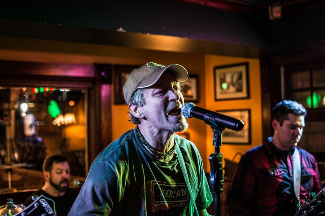 Kris Hachmeister of The Gray at Quigley's in Naperville, Illinois