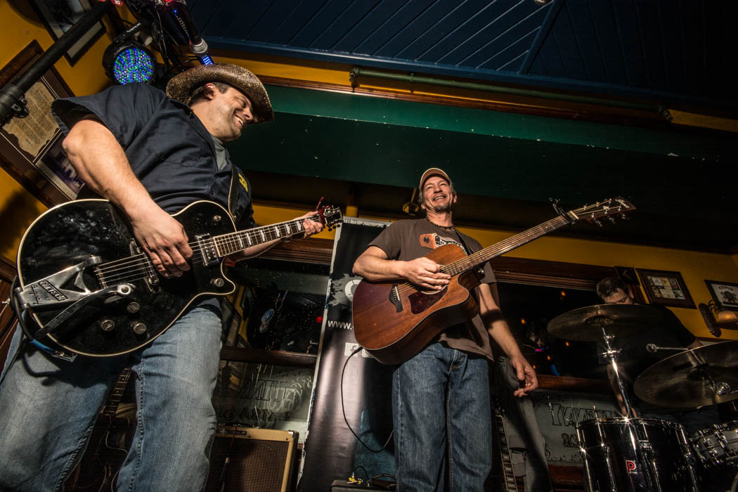 Neal & Kris of The Gray at Quigley's in Naperville, Illinois