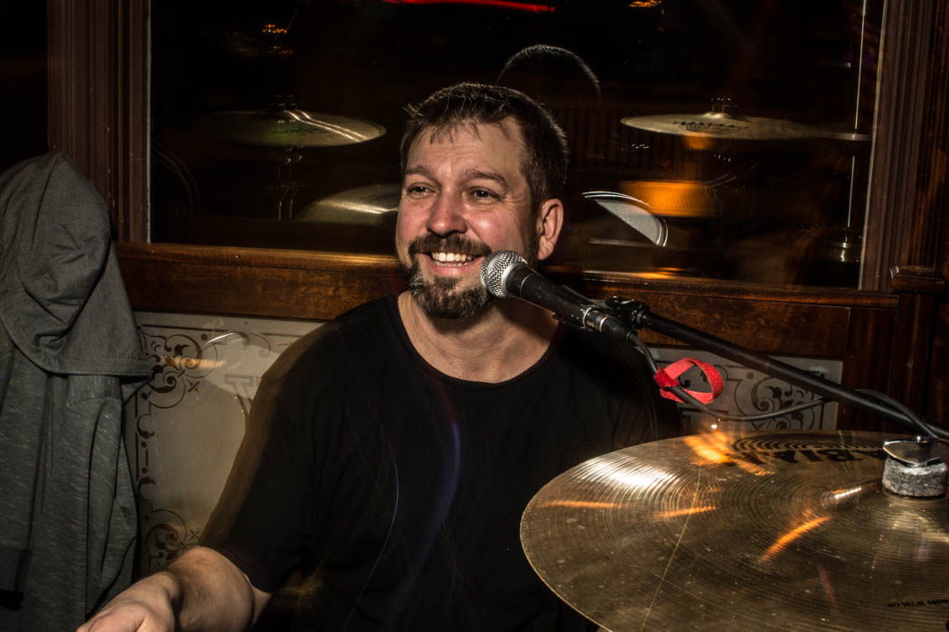 Carter Szok of The Gray at Quigley's in Naperville, Illinois