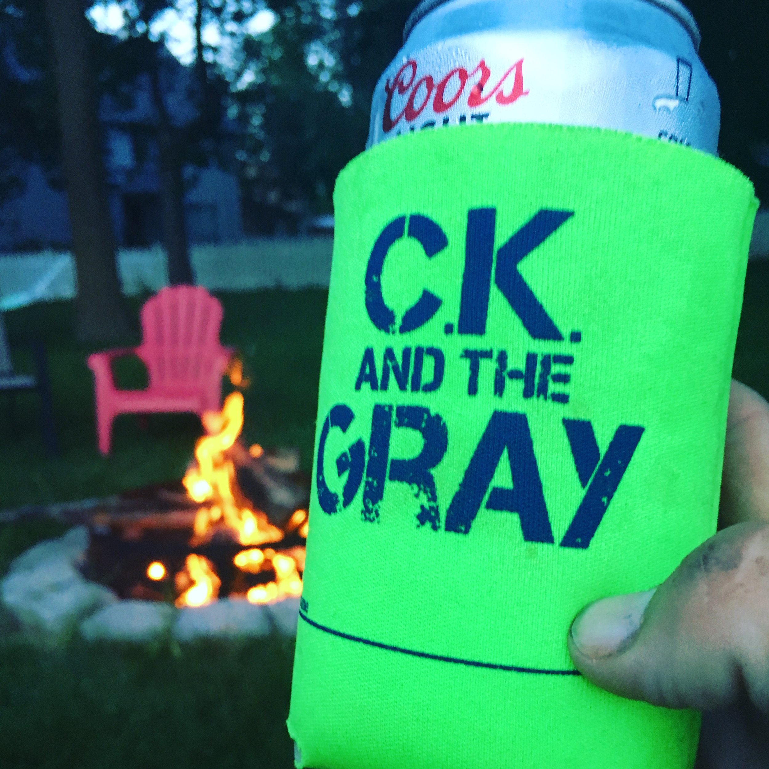 #ckcancooler - Can Cooler Challenge - C.K. and The Gray