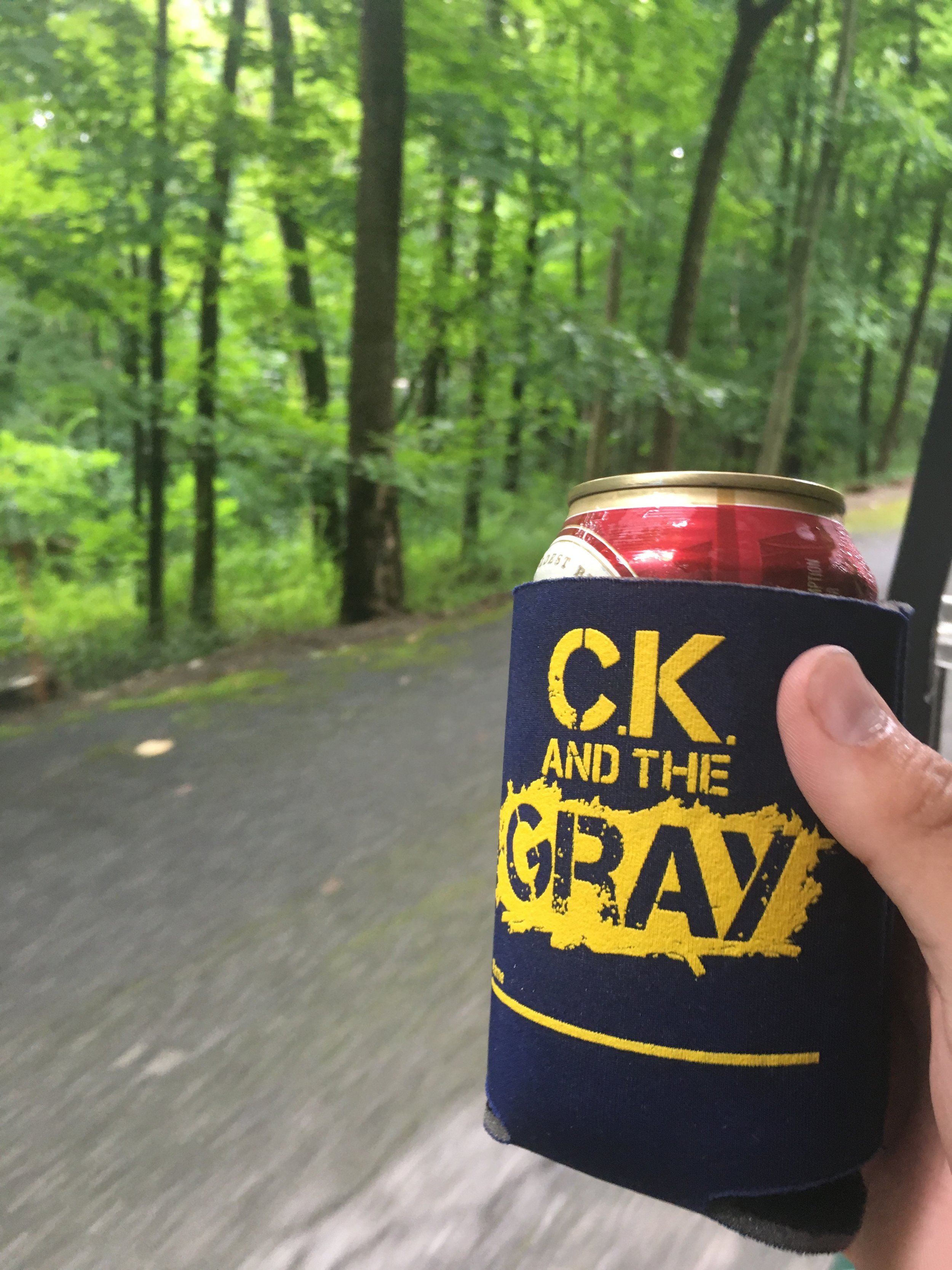 theredtick's #ckcancooler #ckkoozie user submission