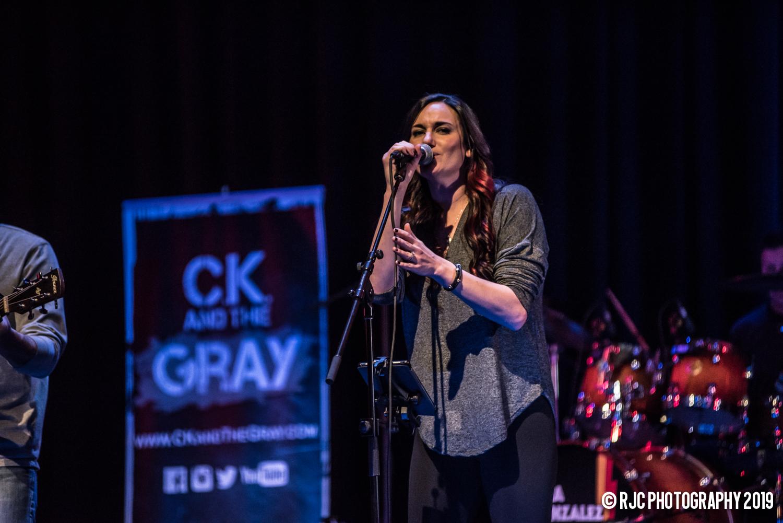 Chrissy Karl Kazienko of C.K. and The Gray