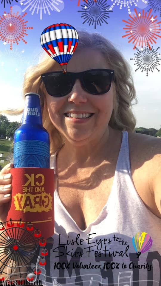 #ckcancooler from Sandy H at Eyes To The Skies in Lisle, IL