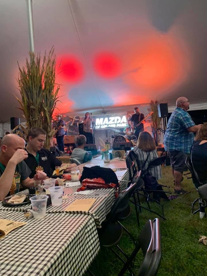 Orland Park Brewfest - CK and The Gray