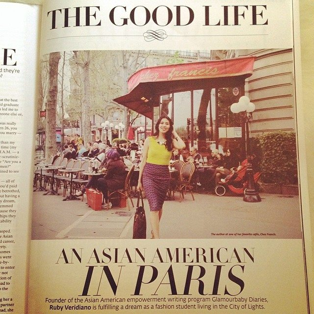 Audrey Magazine, 2014