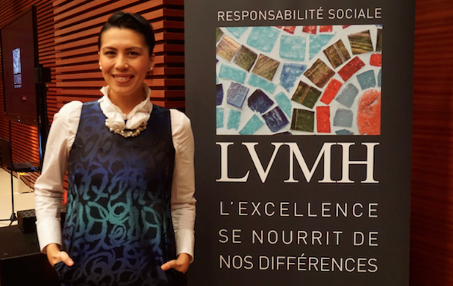 Louis Vuitton M  oët Hennessy (LVMH) Social Responsibility Project