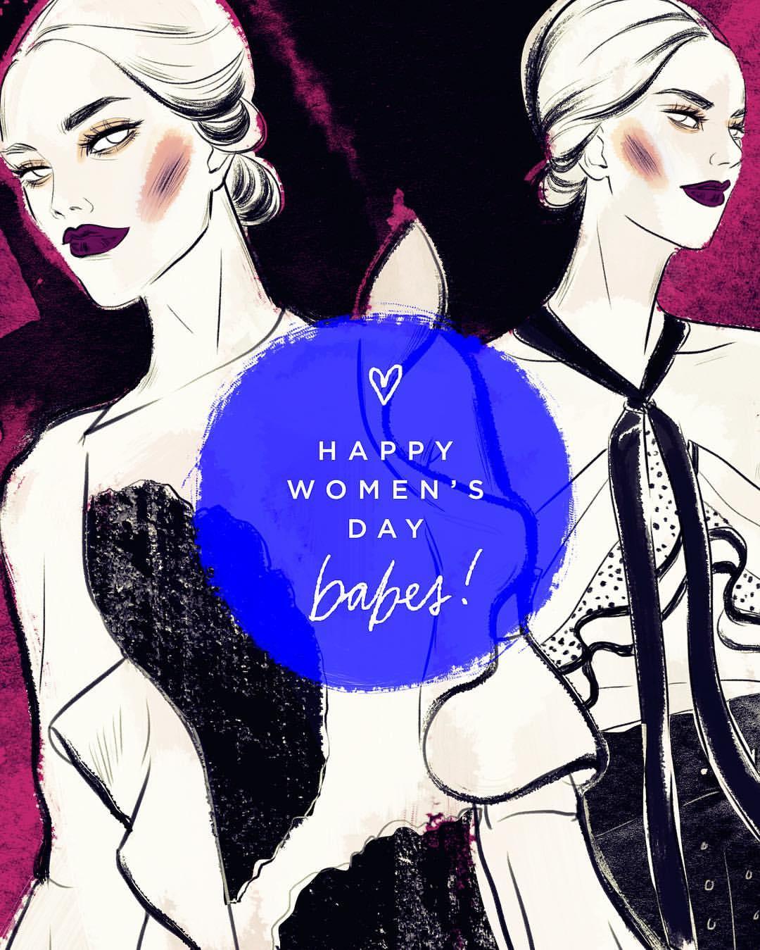 I just love this International Women's Day Illustration from Filipina Artist  Soleil Ignacio !