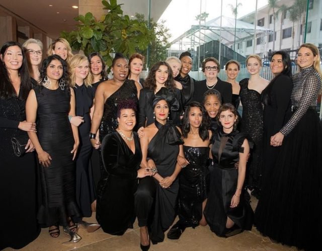Actors & Activists at the Golden Globes, giving spotlight to what matters