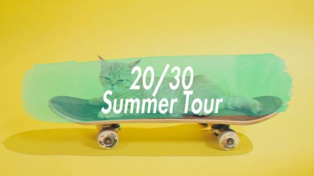 Check out our summer schedule on our website! All summer long, we will be hanging out at different places! #summertour