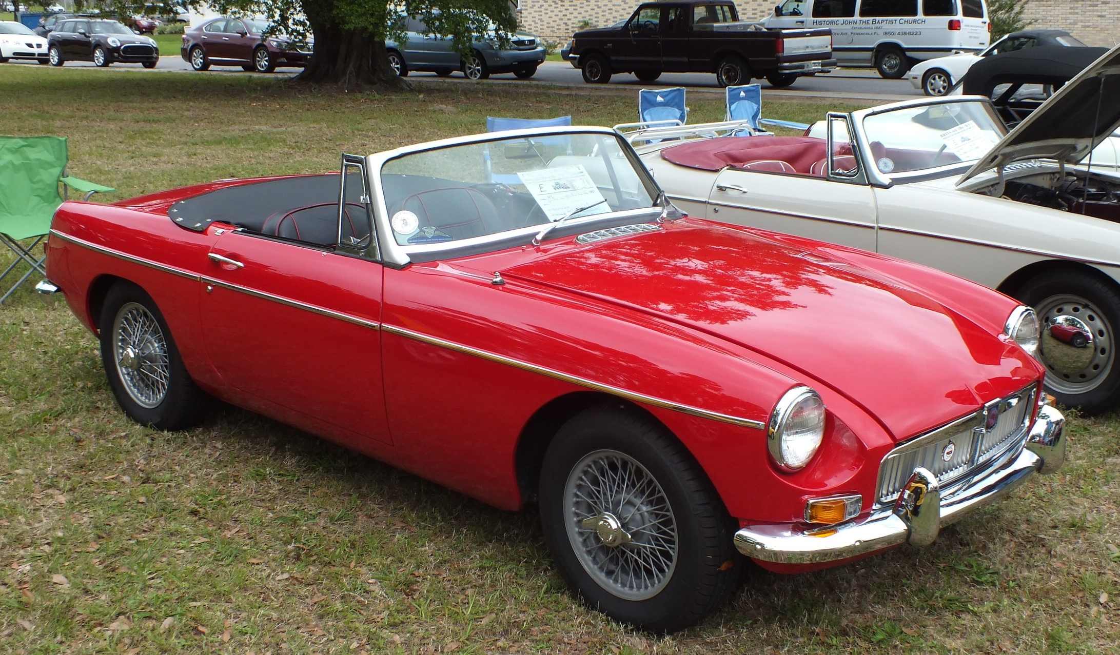 The MG Car Catalog A Growing List of MG Cars — The Bowsing Ken