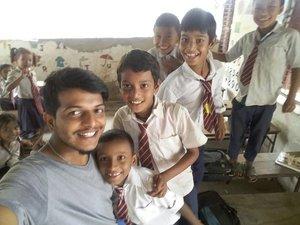 volontario nepal