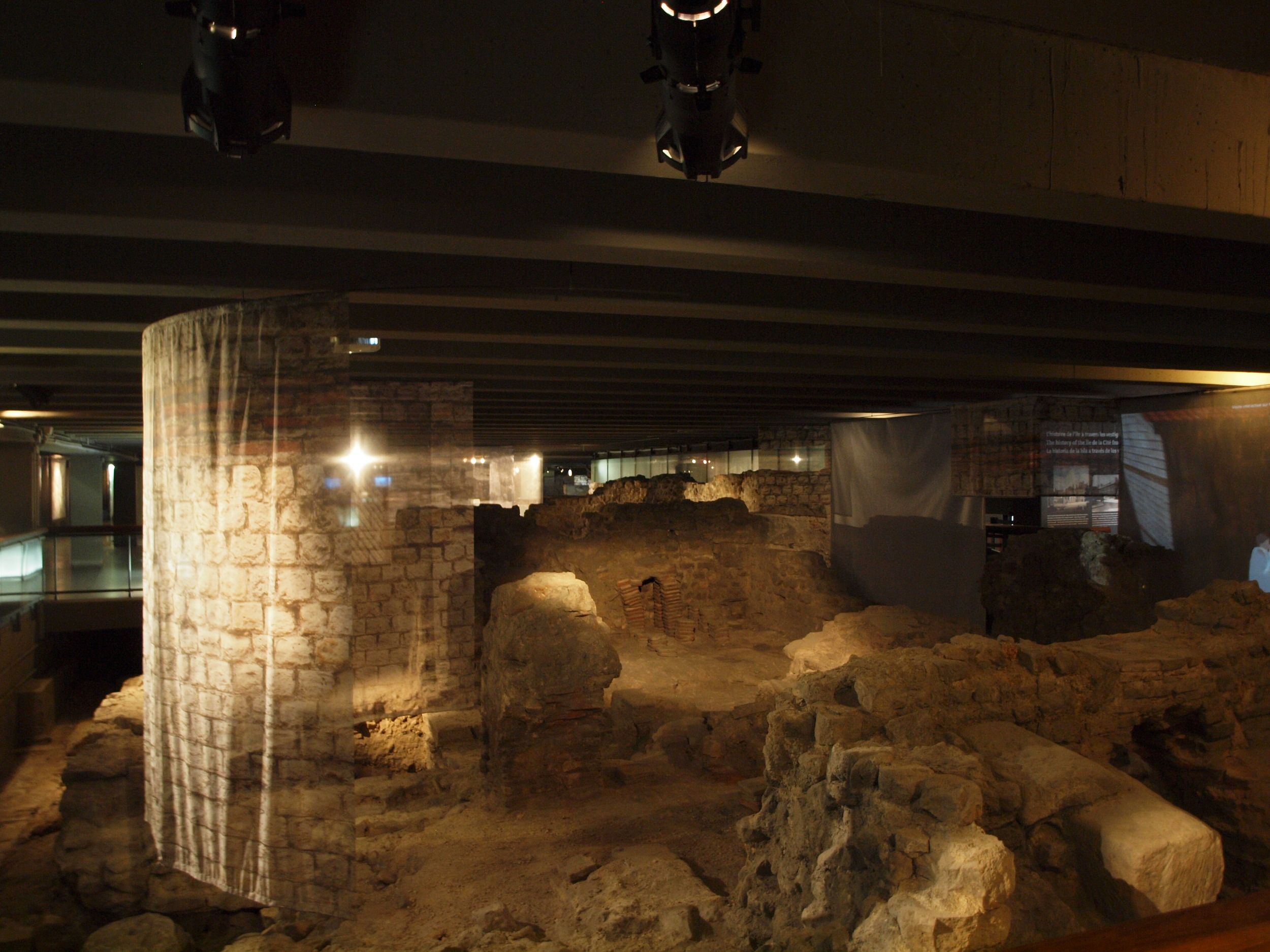 Archeological Crypt of the Parvis of Notre-Dame
