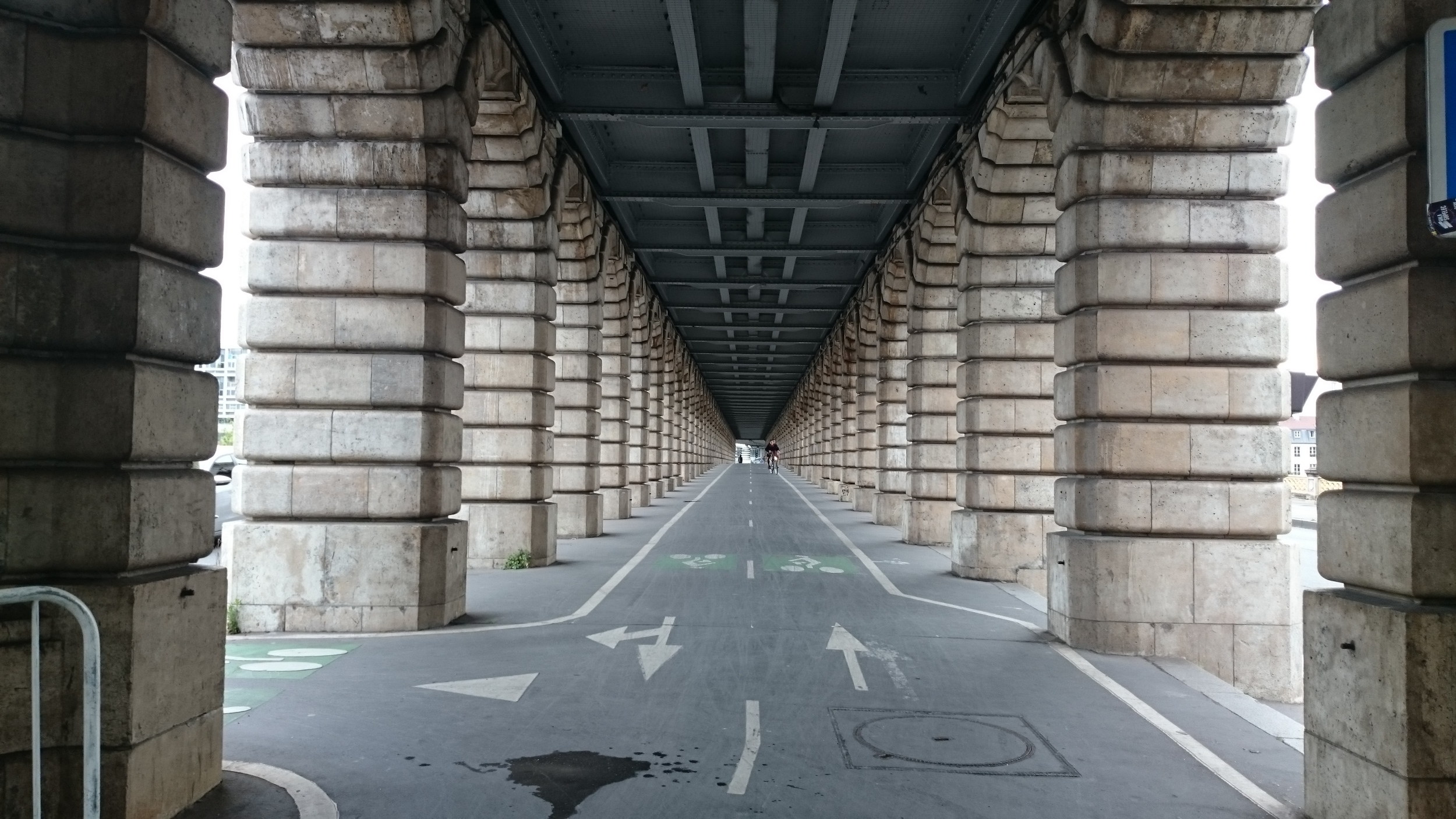 False inception ! not the bridge from inception, but people keep asking me if it is