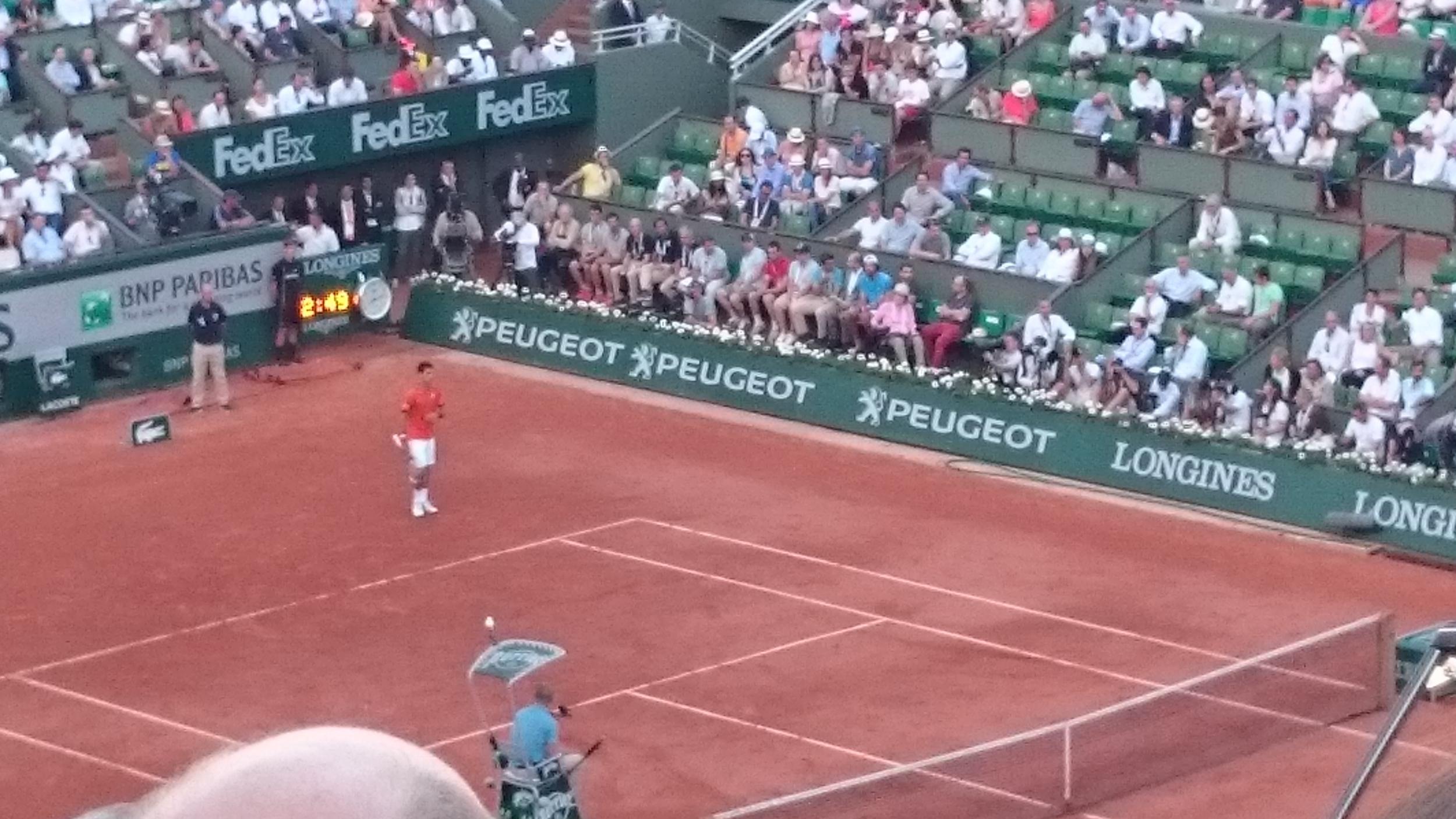 Djokovic!