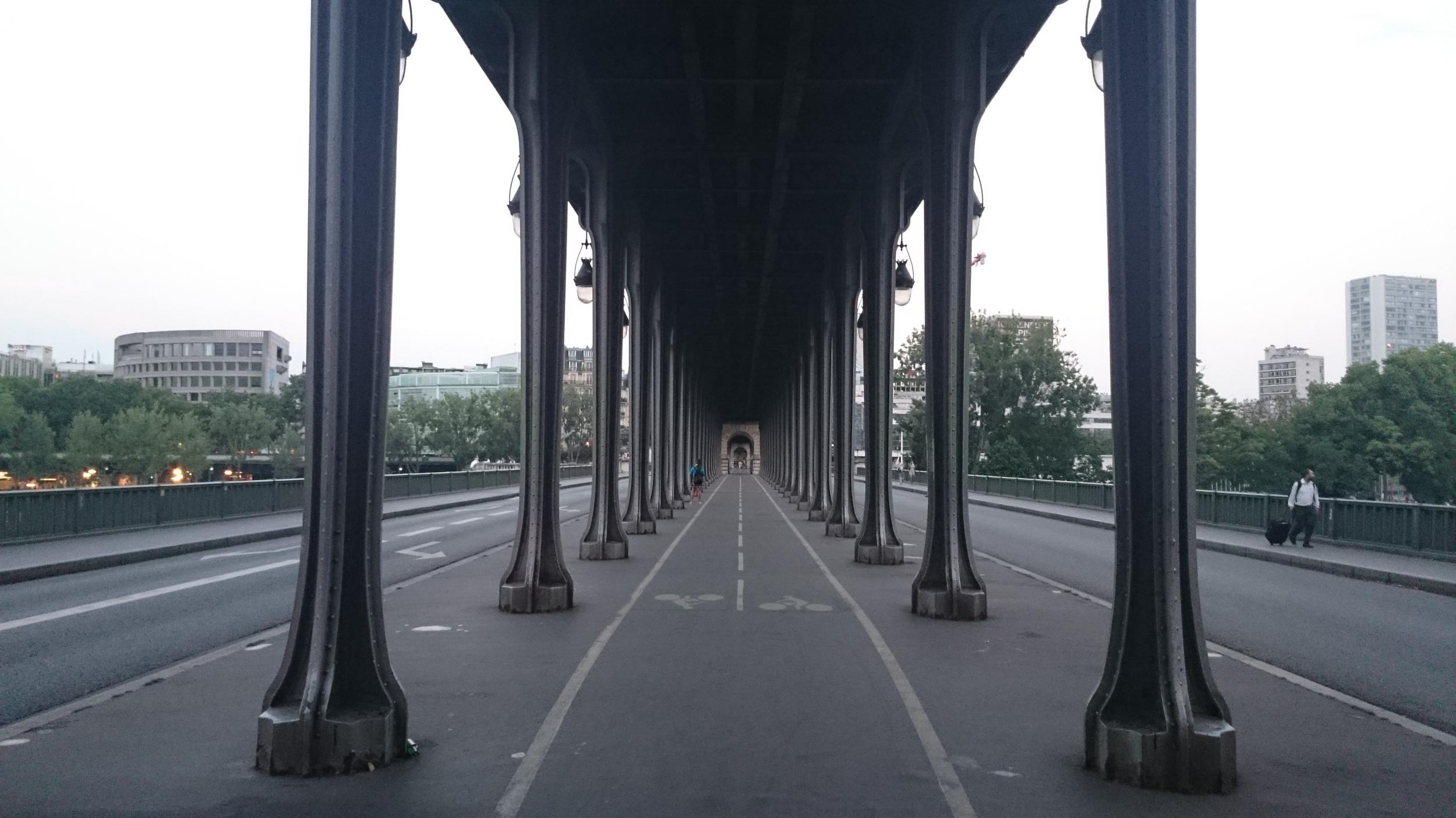 The real inception bridge