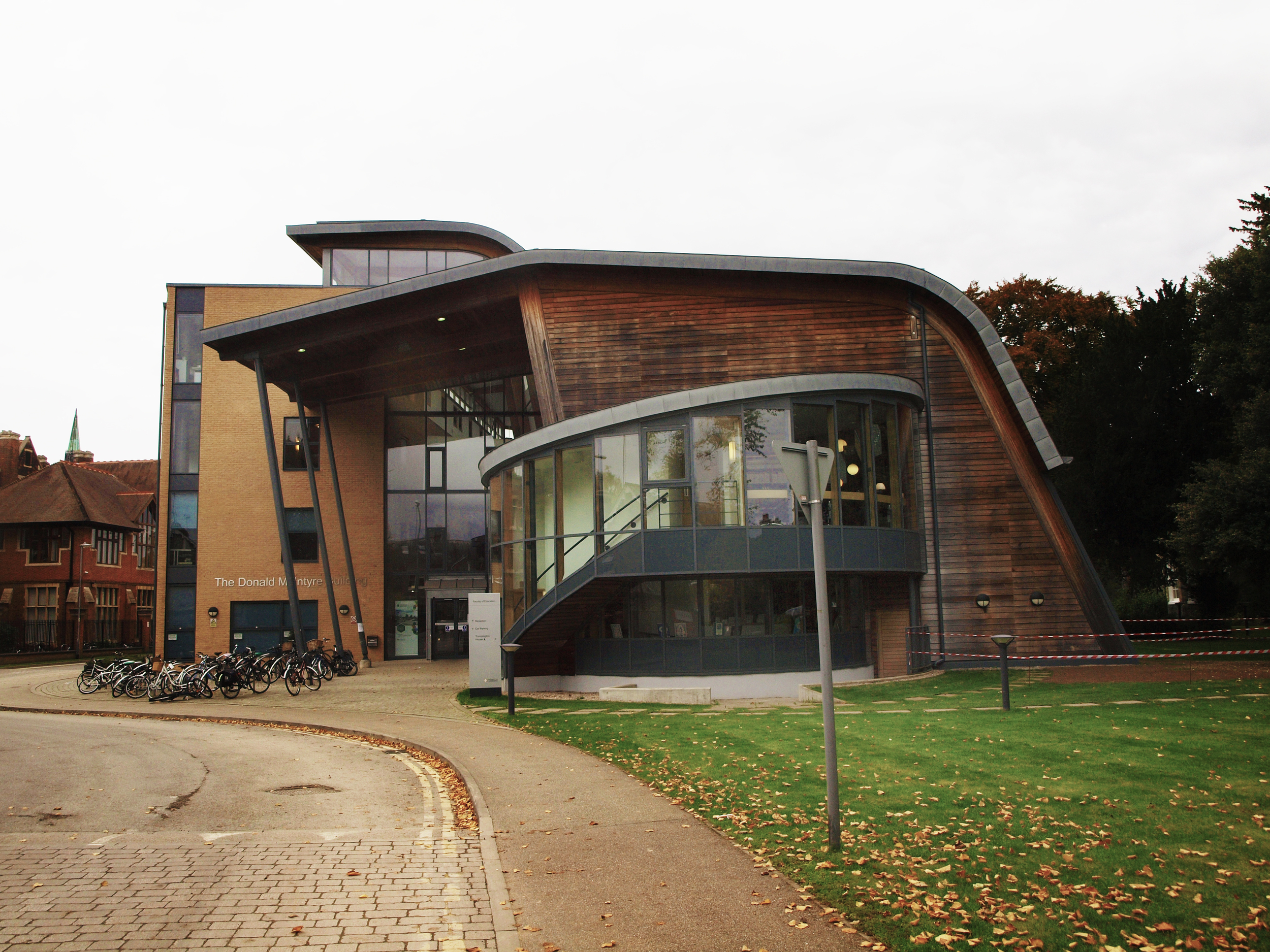 Faculty of Education by Building Design Partnership