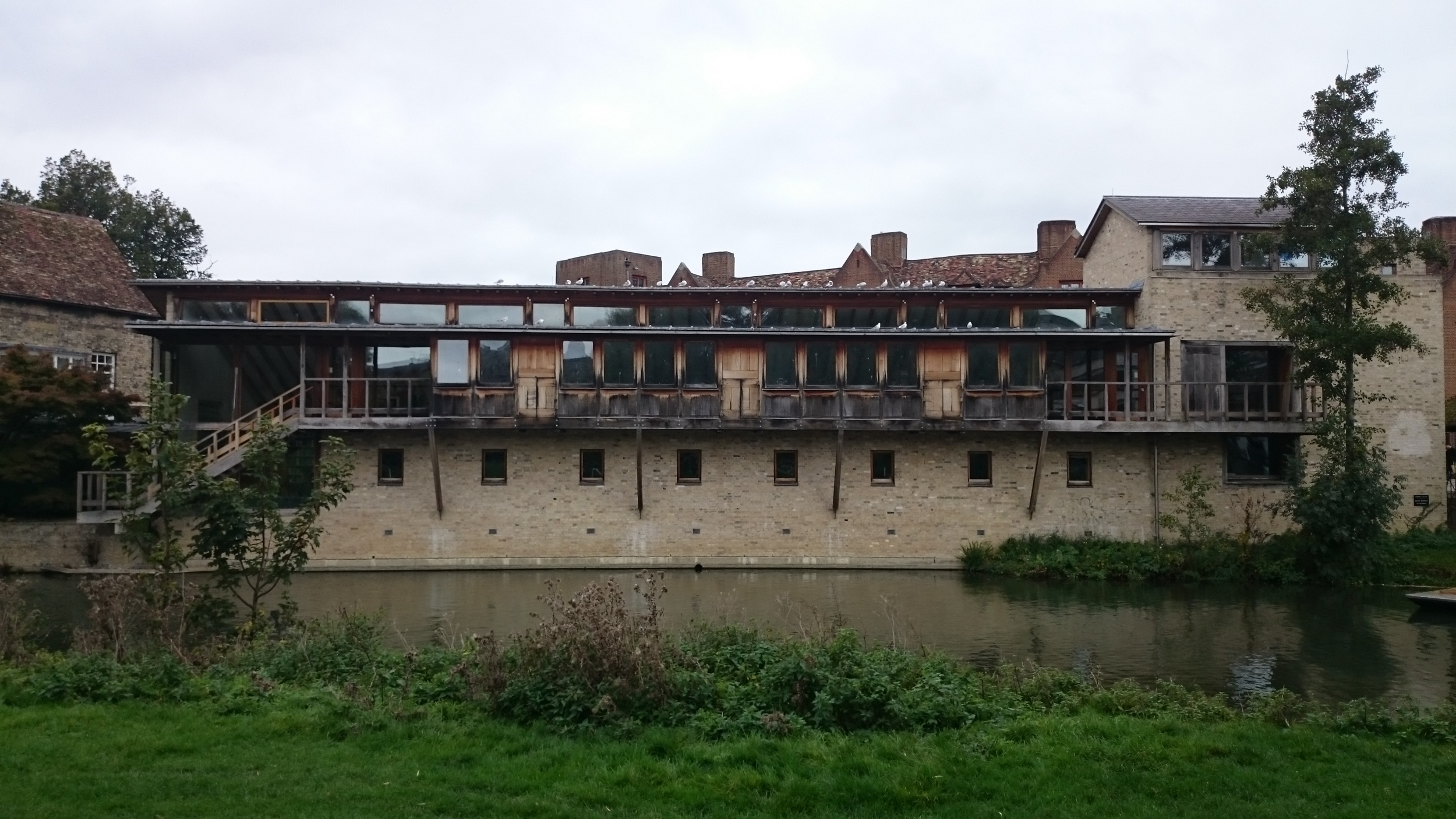House across the river