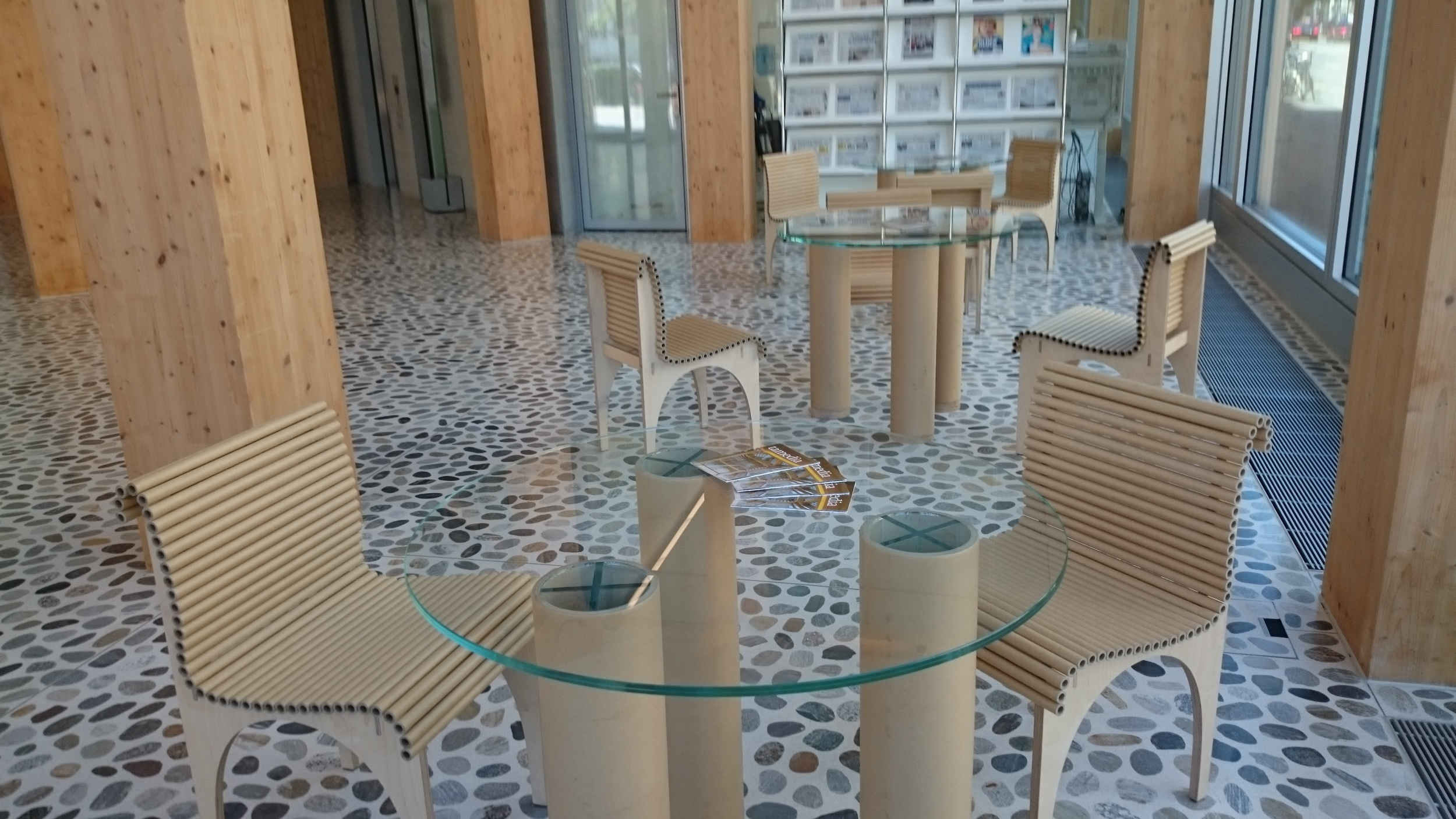 Shigeru Ban furniture