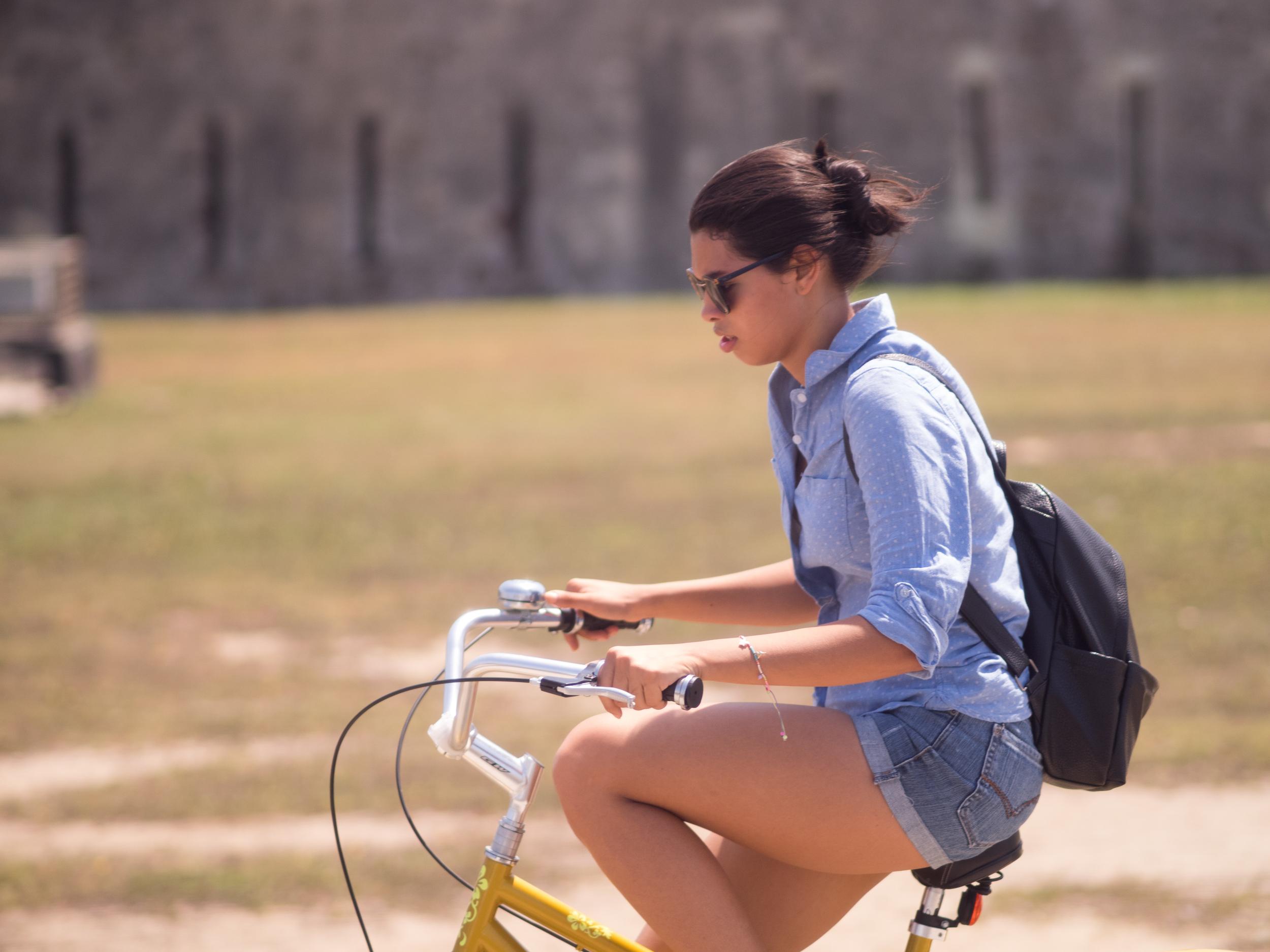 Colombian Biking