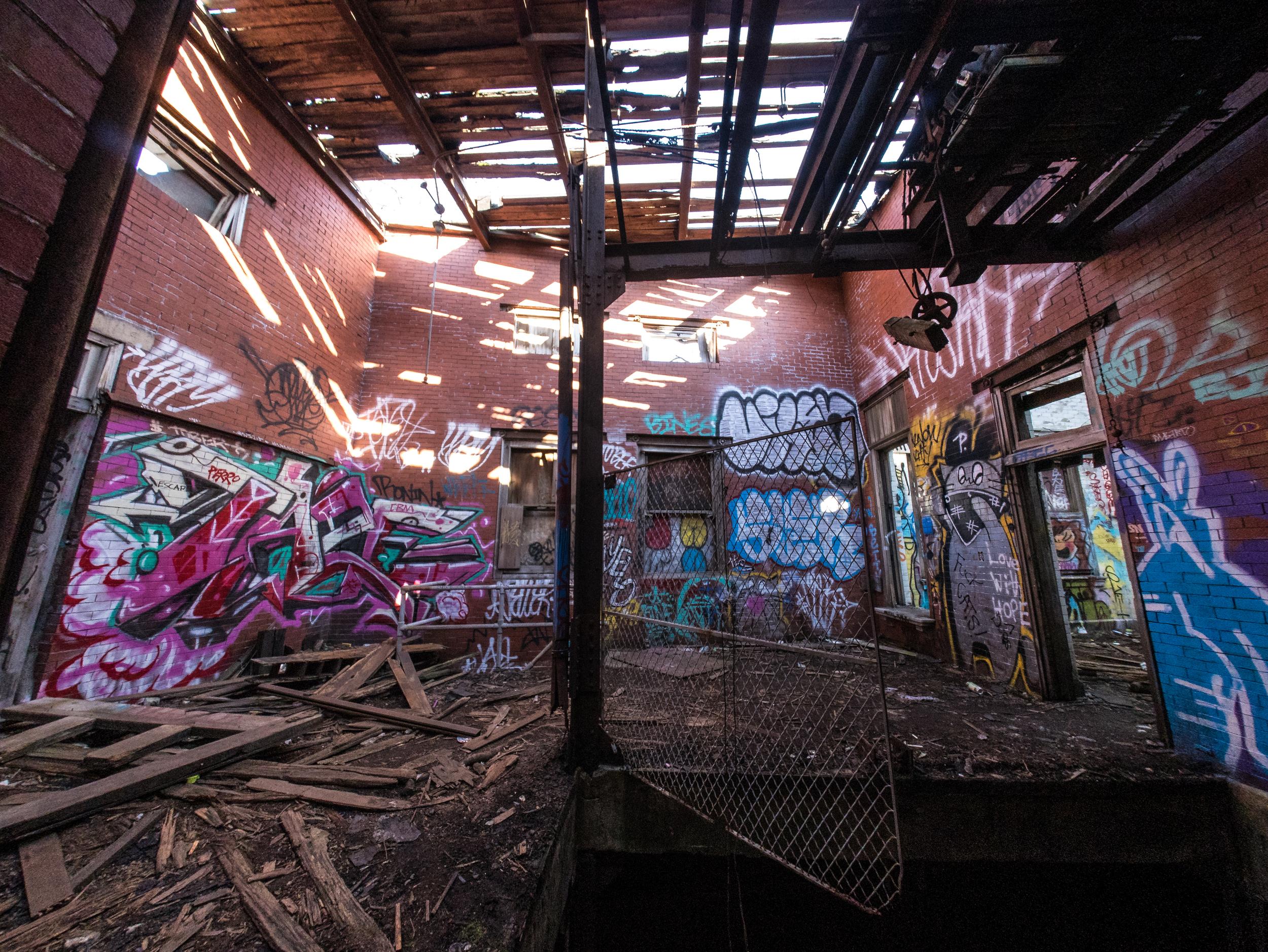 Interior condition
