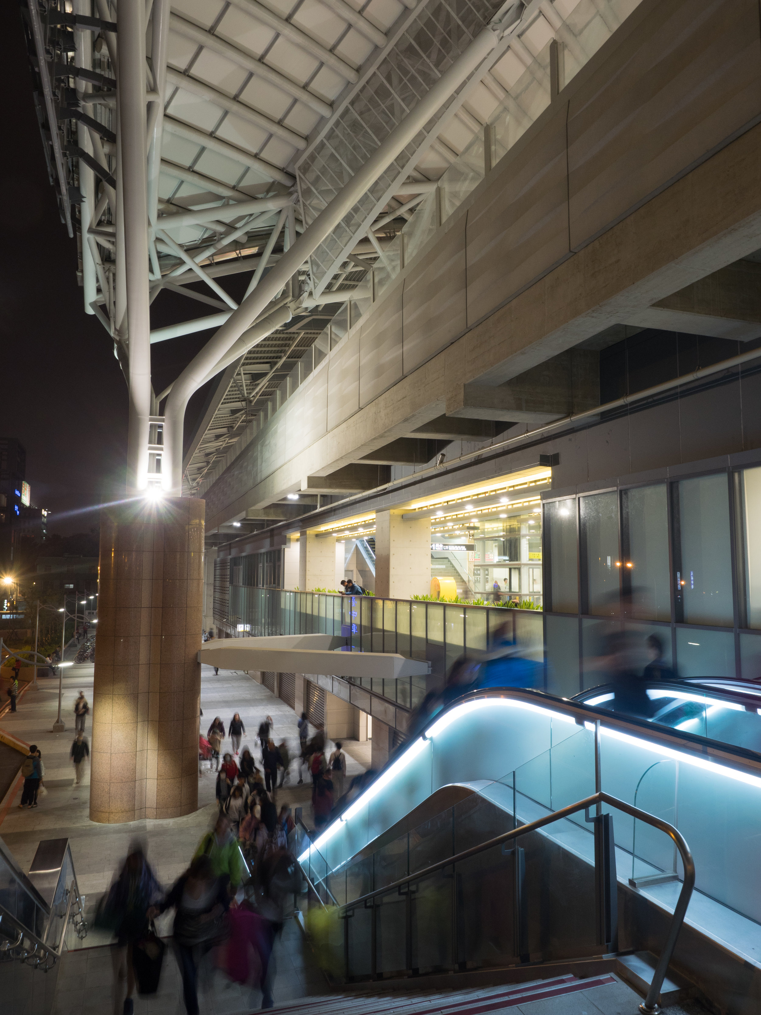 Taichung HSR station