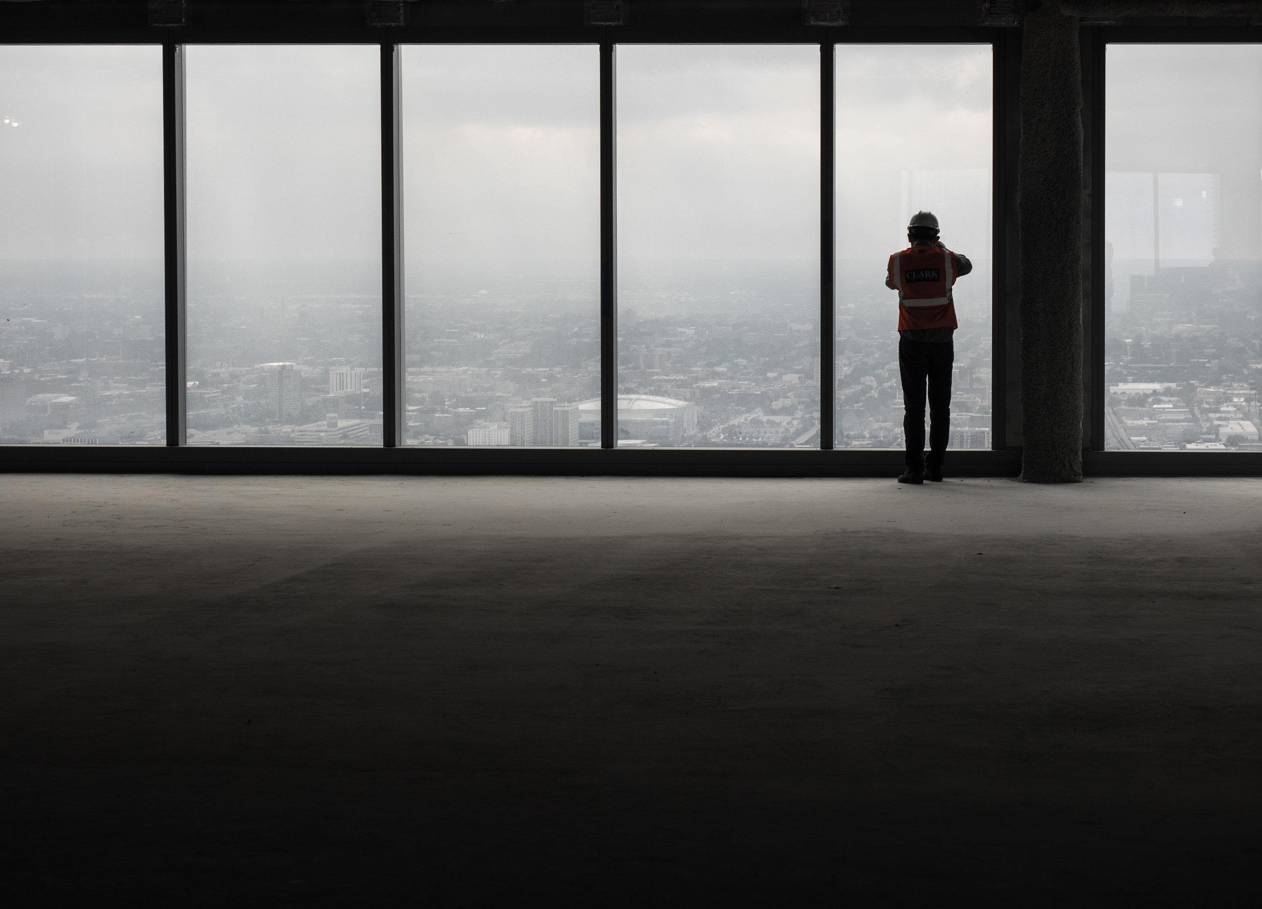 Empty floors