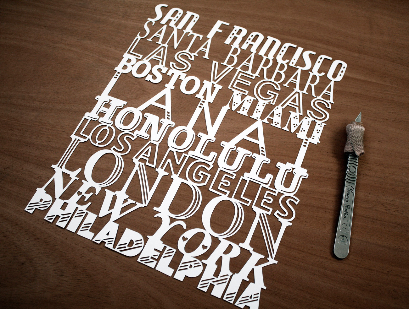 papercut-illustration-los-angeles-london-new-york