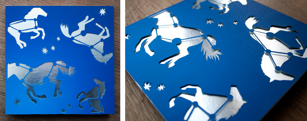 papercut-illustration-horses-astrological