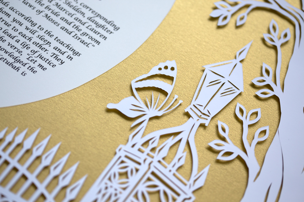 papercut-ketubah-kari-gold-butterfly
