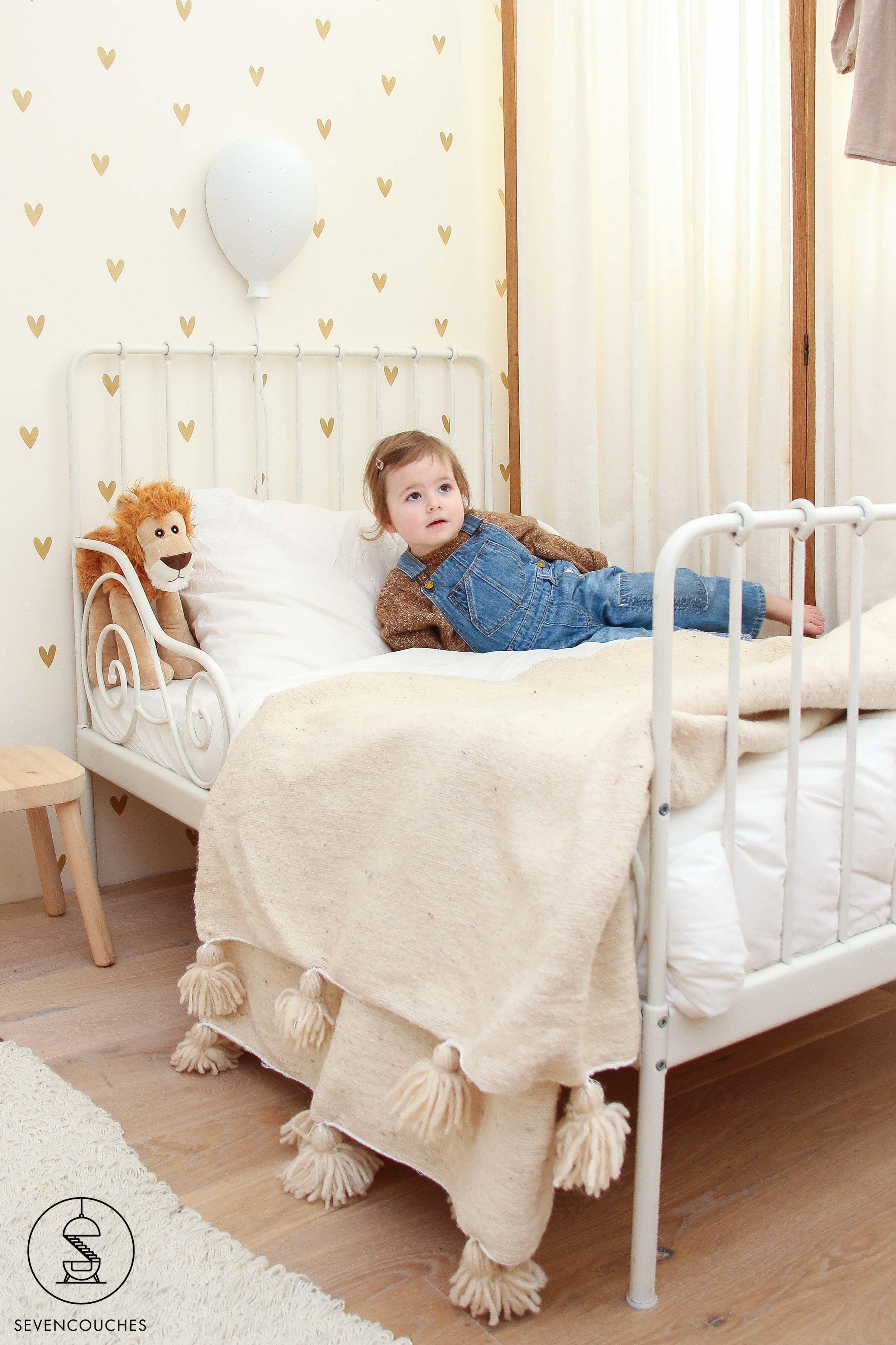 Van babykamer naar peuterdomein: nieuwe beelden van de restyling