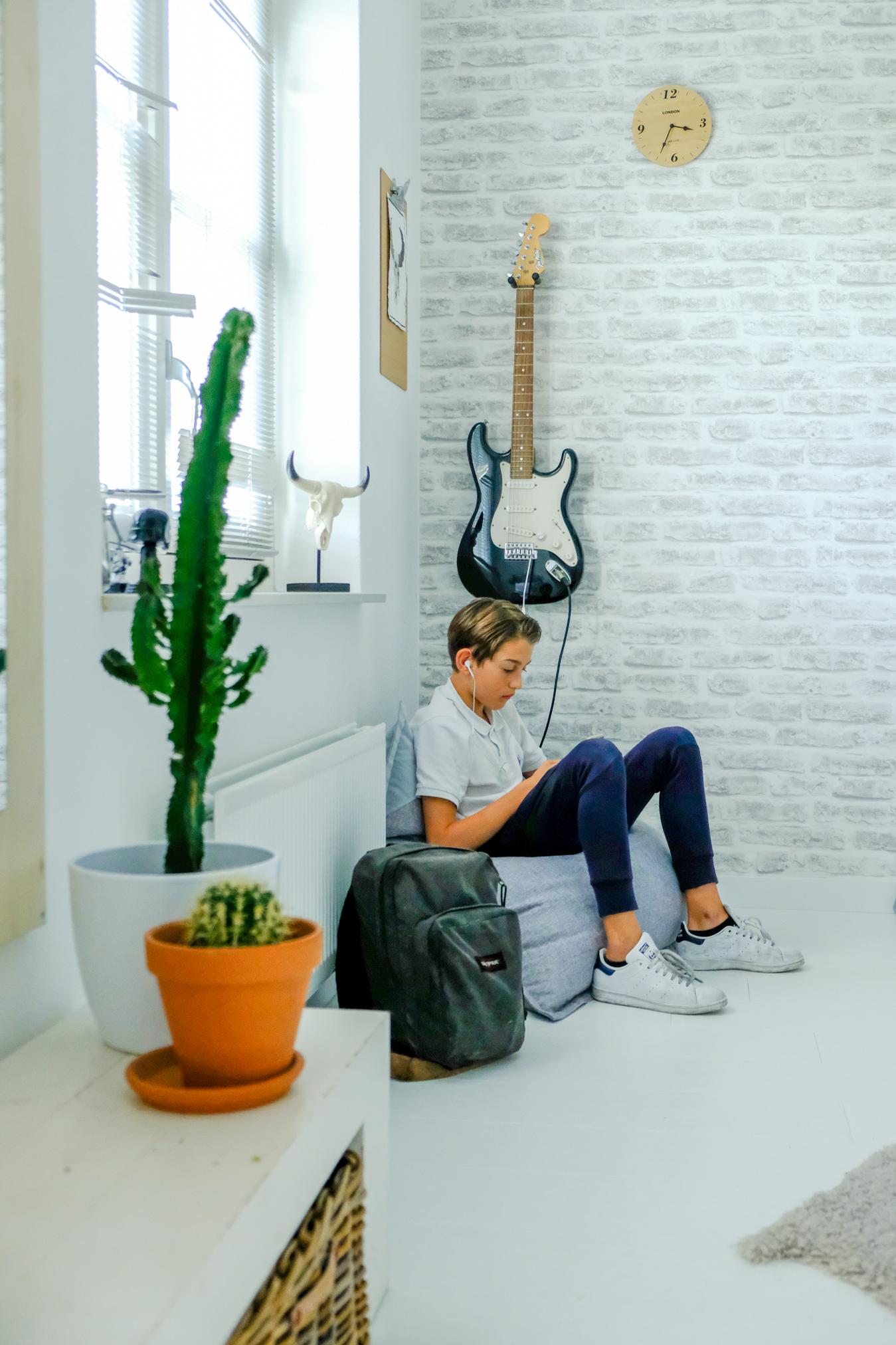 Zo richtte blogger Mirjam de drie kamers van haar kroost in