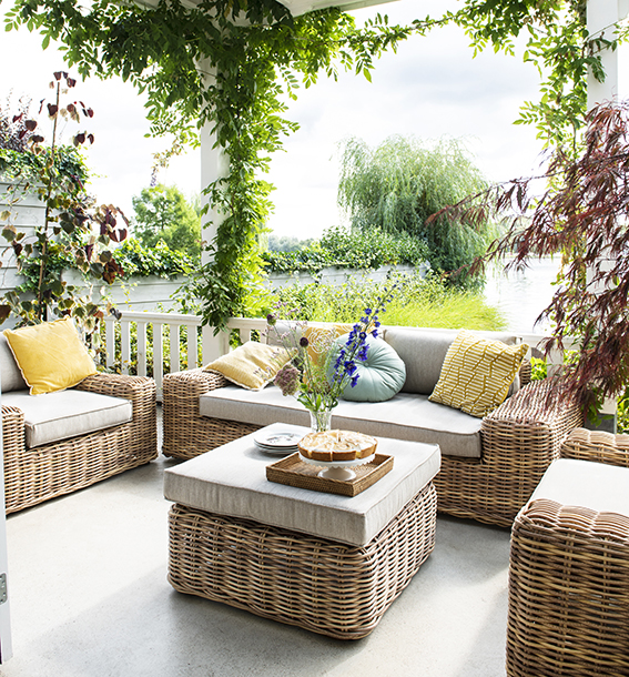 Een stukje Côte d'Azur op je balkon? Dit is je    playlist   .