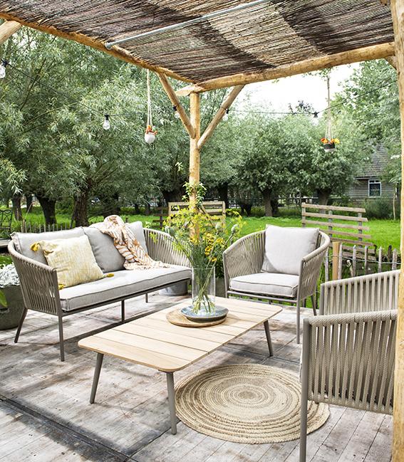 Met deze drie thema's tover jij je tuin om tot vakantiebestemming (Foto: Rob van der Vet)