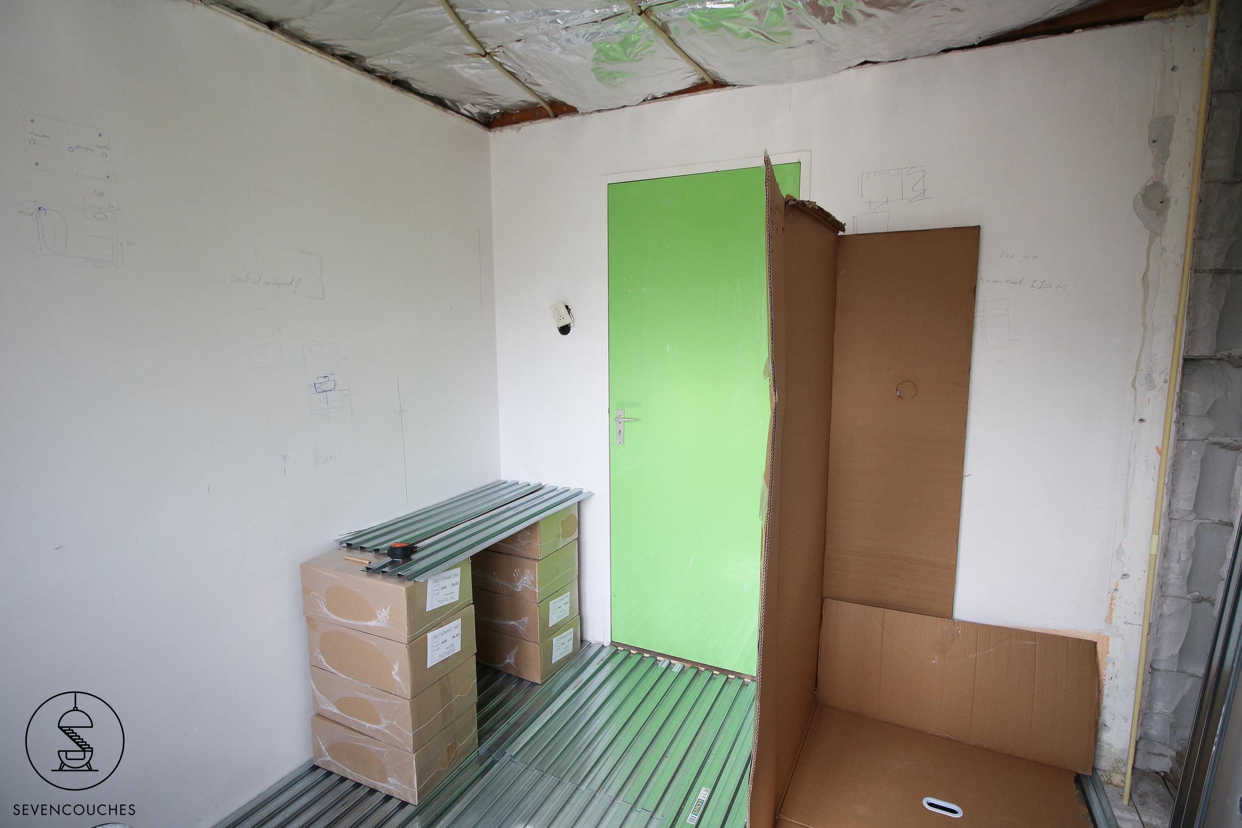 sevencouches verbouwt: van start en nóg meer renovatieplannen?
