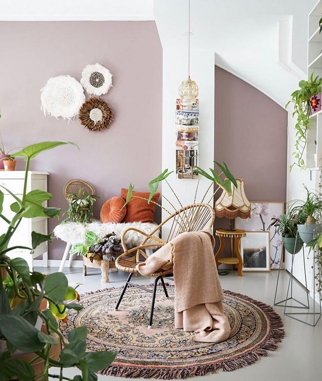 Lekker scrollen: 10x Instagrammers met een bohemian interieur