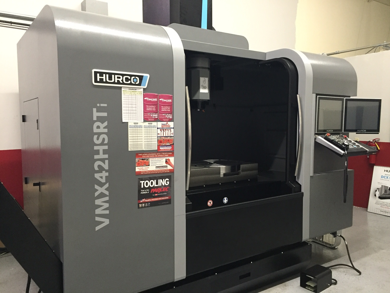 New VMX42HSRTi at Gage Machine Tool